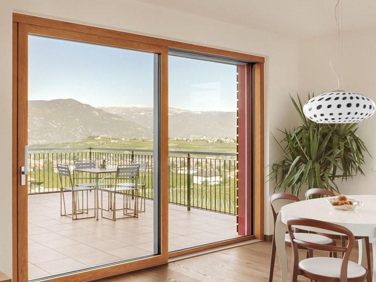 Porte finestre pvc in alluminio due zeta infissi for Finestre infissi